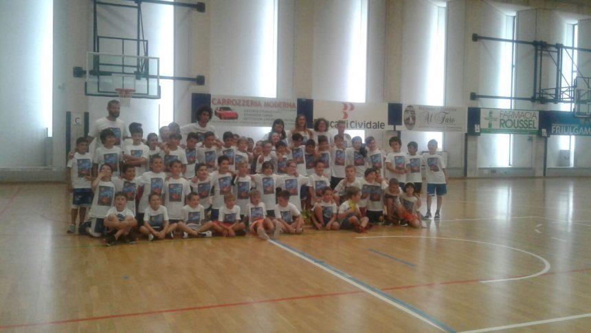 Miky Mian Summer Basketball Camp 2017